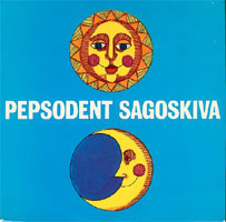 Pepsodent sagoskiva (skivomslag)