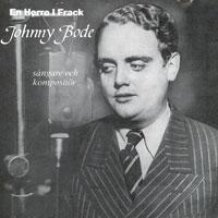 Johnny Bode: En herre i frack (CD-omslag)
